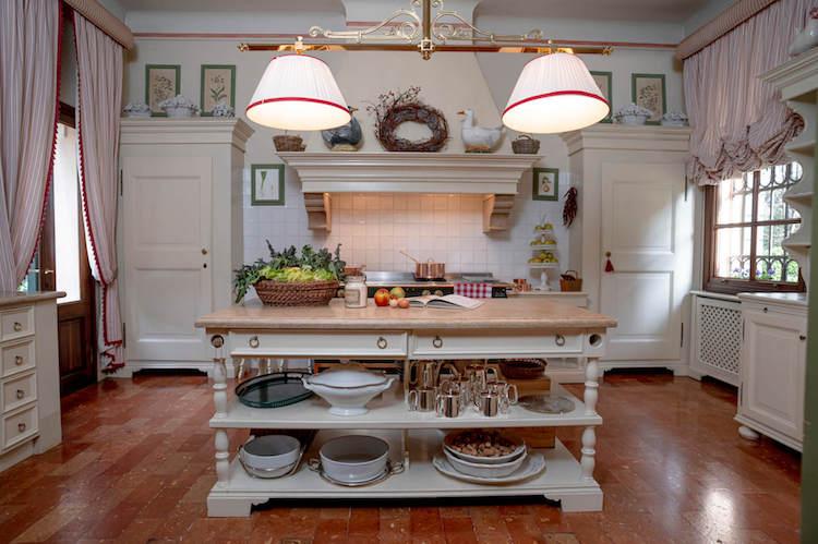 cucina mobili provenzale