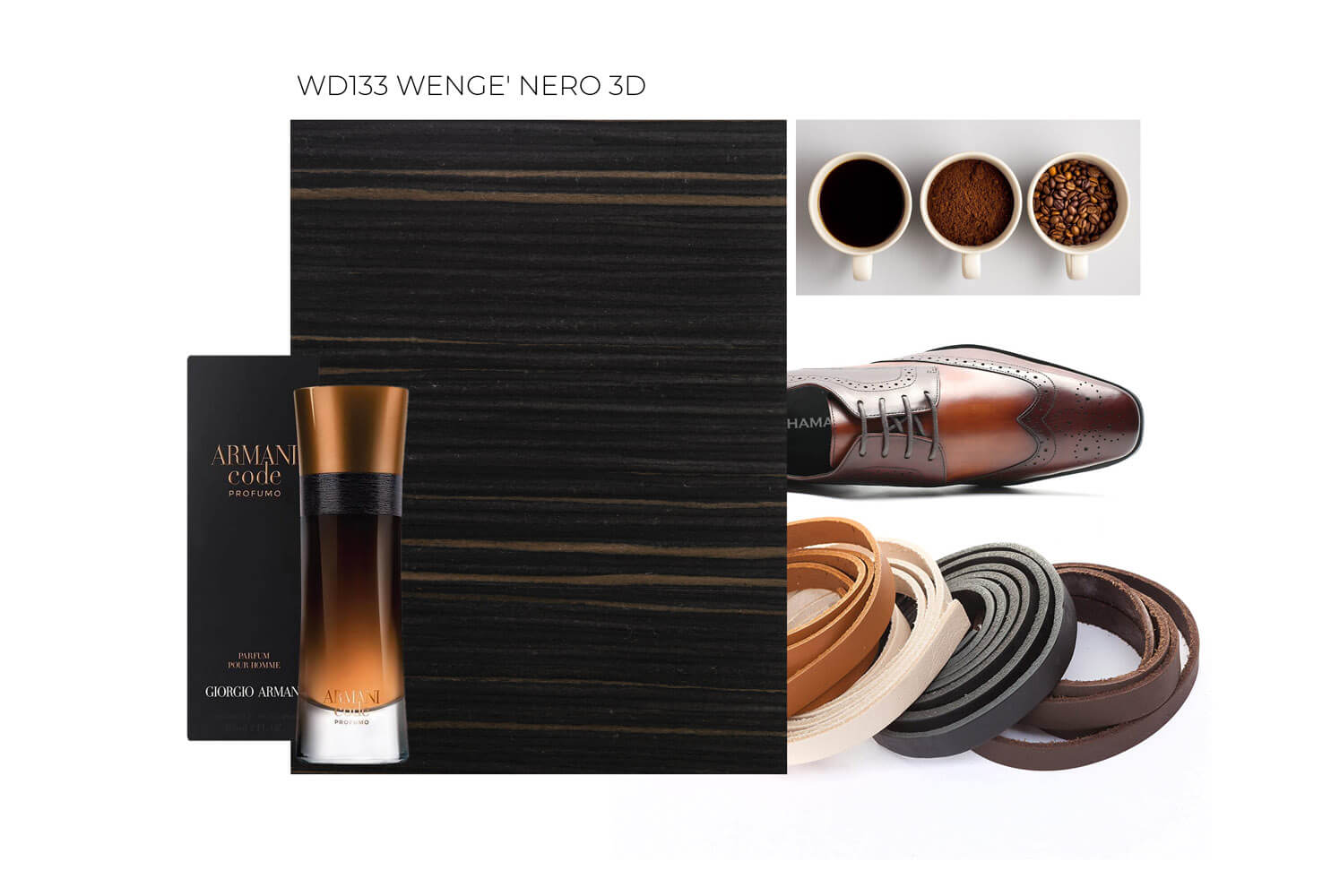 mood board wenge